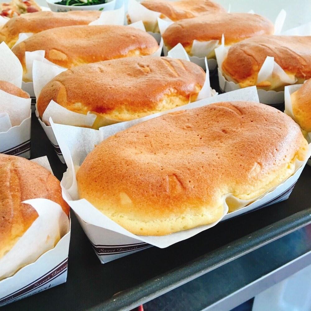 墨西哥蘋果乳酪-台中梧棲麵包店推薦