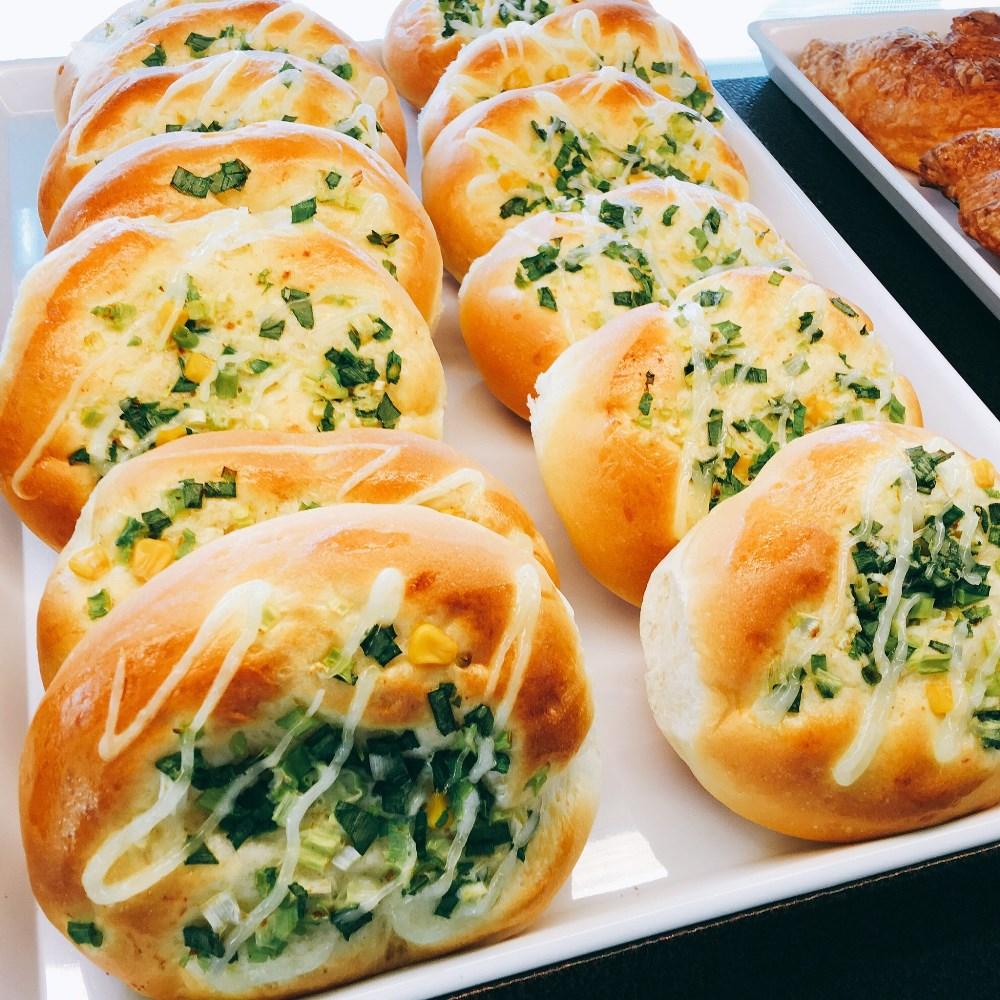 台式蔥花麵包-台中梧棲麵包店推薦